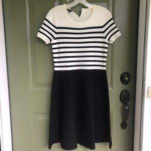 Talbots never worn Petite Small cute stripes